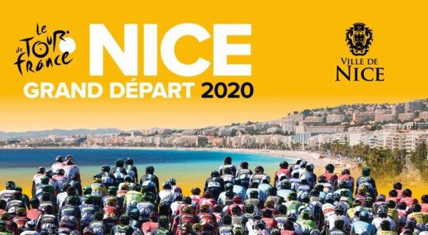 Les Etapes Du Tour De France 2020